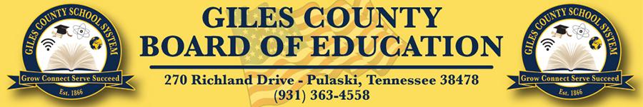 Giles County School District, TN